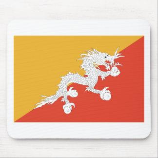 Bhutan dragon mouse pad