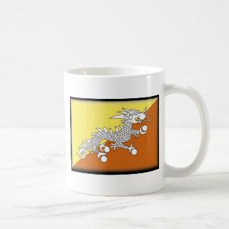 Bhutan Flag Coffee Mug