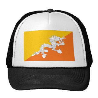 Bhutan Flag Trucker Hat