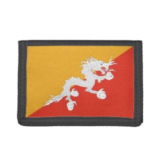 Bhutan Flag Wallet
