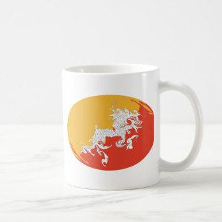 Bhutan Gnarly Flag Mug