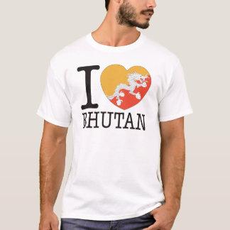 Bhutan Love v2 T-Shirt
