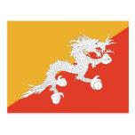 Bhután Tarjetas Postales