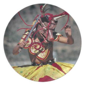 Bhután, Timbu. Hay una gran variedad de Plato De Comida