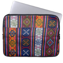 Bhutanese Textile Laptop Sleeve