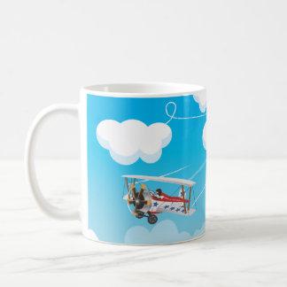 Bi-Aircraft Classic White Coffee Mug