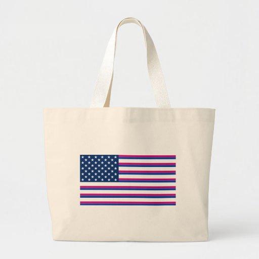 Bi American Canvas Bags