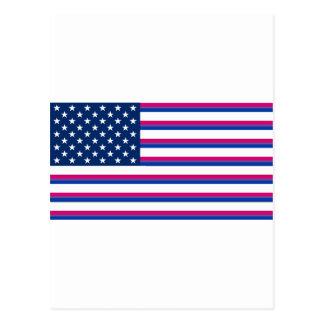 Bi American Post Card