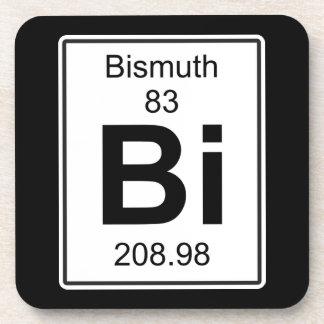 Bi - Bismuth Coaster