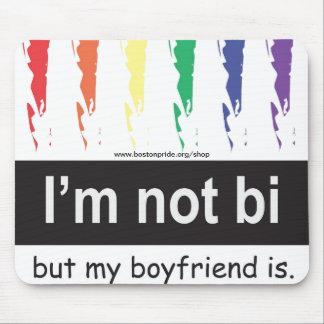 Bi Boyfriend Mousepad
