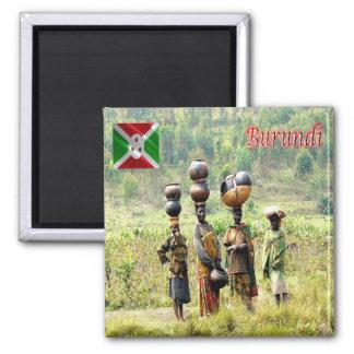BI - Burundi - Batwa women Magnet