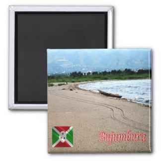 BI - Burundi - Bujumbura Beach Magnet