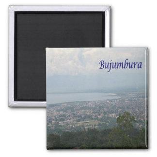 BI - Burundi - Bujumbura Magnet