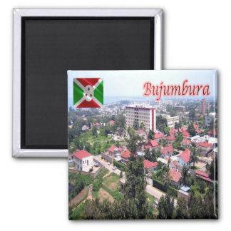 BI - Burundi - Bujumbura Panorama Magnet