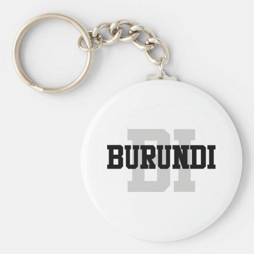 BI Burundi Key Chains