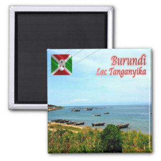 BI - Burundi - Lac Tanganyika Magnet