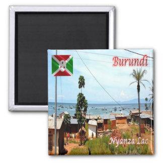 BI - Burundi - Nyanza Lac - Flickr Magnet