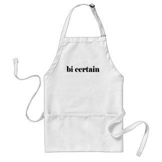 bi certain adult apron