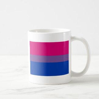 Bi Flag Flie s For Bisexual Pride Coffee Mug