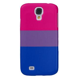 Bi Flag Flies For Bisexual Pride Galaxy S4 Case