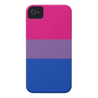 Bi Flag Flies For Bisexual Pride iPhone 4 Case