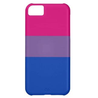 Bi Flag Flies For Bisexual Pride iPhone 5C Case