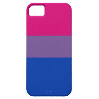 Bi Flag Flies For Bisexual Pride iPhone SE/5/5s Case