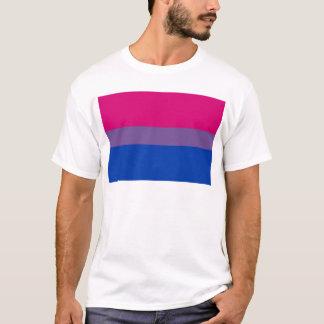 Bi Flag Flies For Bisexual Pride T-Shirt