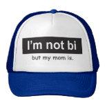 Bi Mom Trucker Trucker Hat