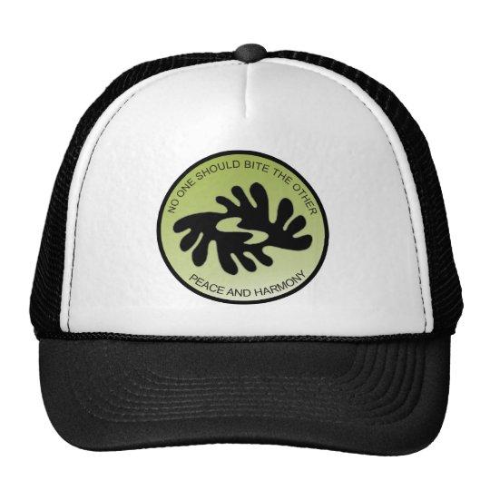 BI NKA BI PEACE AND HARMONY Hat
