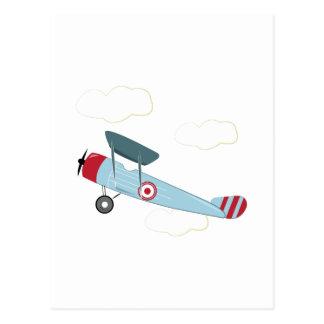 Bi-Plane Postcards