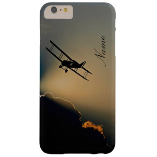 Bi Plane Sky Barely There iPhone 6 Plus Case