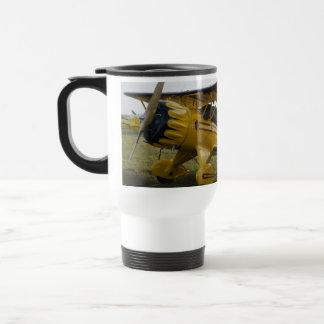 Bi Plane Travel Mug