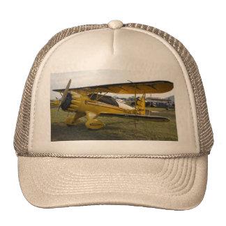 Bi Plane Trucker Hat