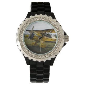 Bi Plane Wristwatches