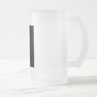 Bi-Polar Angel Frosted Mug