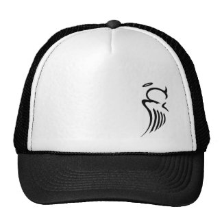 Bi-Polar Angel Trucker Hat