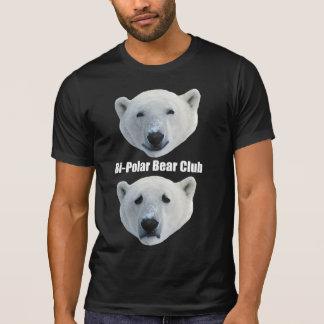 Bi Polar Bear Club dark t-shirt