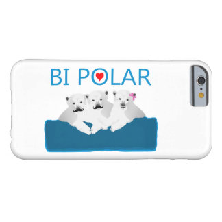 Bi Polar Bears Barely There iPhone 6 Case