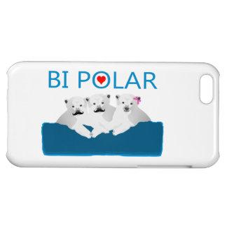 Bi Polar Bears iPhone 5C Cases