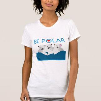 Bi Polar Bears Tee Shirt