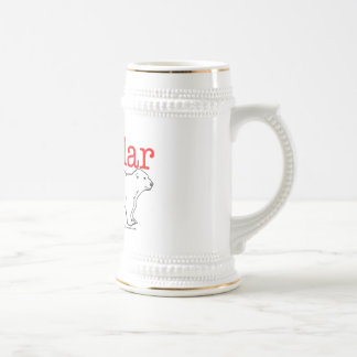 Bi-Polar Beer Stein