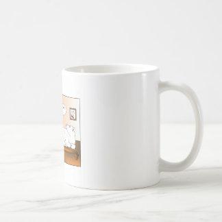 Bi-Polar Cartoon Coffe eMug Coffee Mug