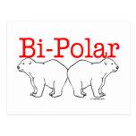 Bi-Polar Postcard