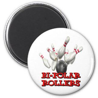 Bi-Polar Rollers Magnets