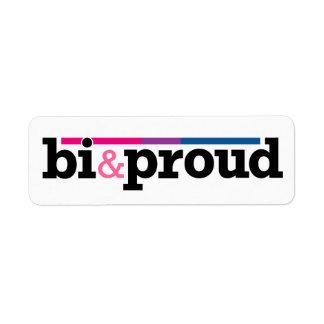 Bi&proud White Label