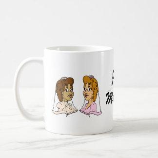 Bi-Racial Lesbians Coffee Mug