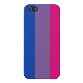 Bi-Sexual Pride Flag Cover For iPhone SE/5/5s