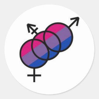 bi-sexual stickers