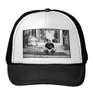 bi trucker hat